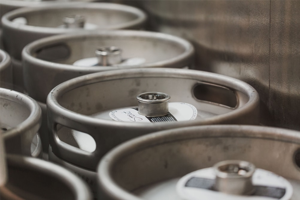 Futs de bière normande